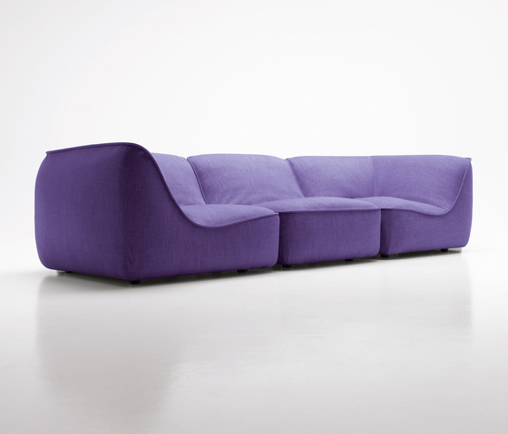 So by Paola Lenti | Lounge sofas