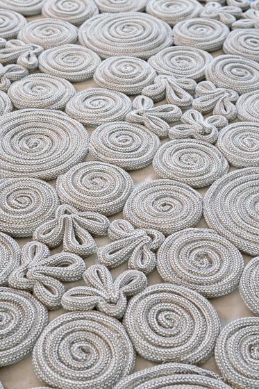 Tapis tapis design tapis spin paola lenti - Made in design tapis ...