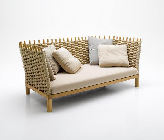 Wabi by Paola Lenti | Garden sofas