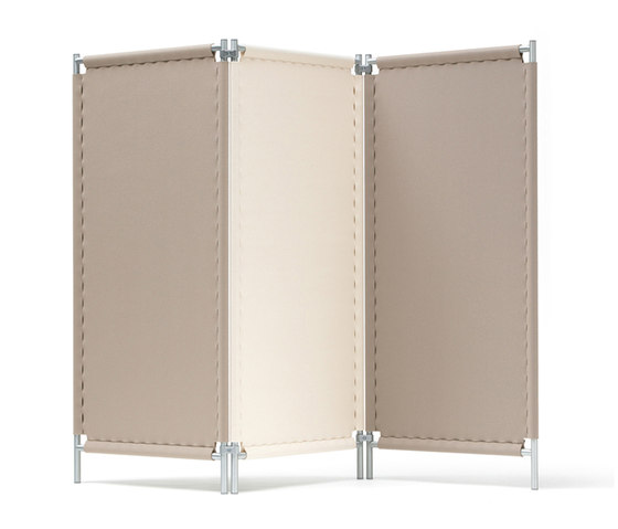 Room divider plain by HEY-SIGN | Folding screens