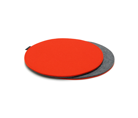 Seat cushion round, double by HEY-SIGN | Seat cushions