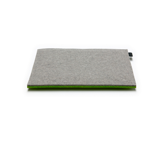 Seat cushion square with foam filling by HEY-SIGN | Seat cushions