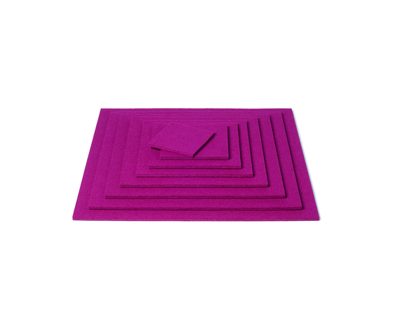 Coaster square by HEY-SIGN | Coasters / Trivets