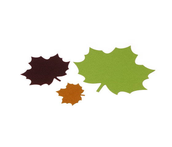 Placemat leaf maple by HEY-SIGN | Coasters / Trivets