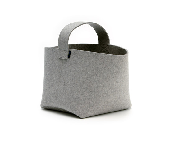 Firewood basket Standard di HEY-SIGN | Contenitori / Scatole