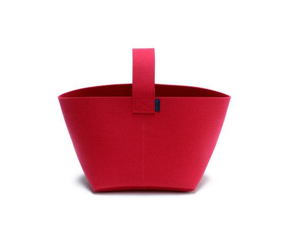 Kaminholzkorb Standard von HEY-SIGN | Behälter / Boxen