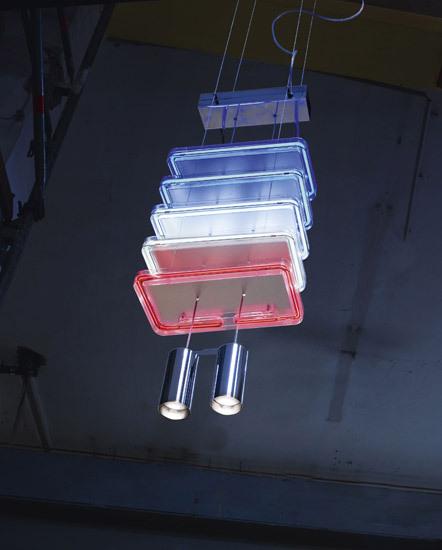 Living Vegas by Ingo Maurer | General lighting