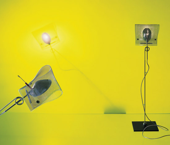 Los Minimalos Uno by Ingo Maurer | Reading lights