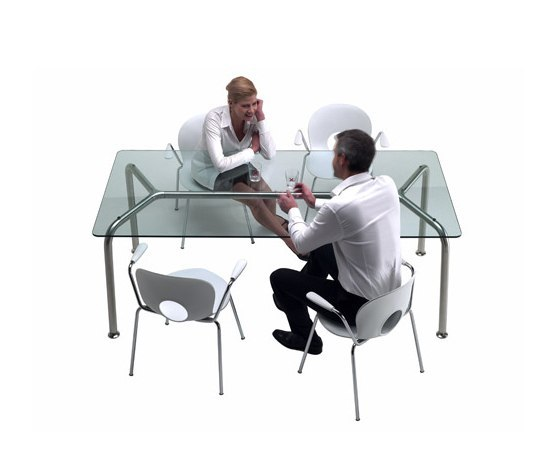 Convito | 2140/2144/2148 by Rexite | Conference tables
