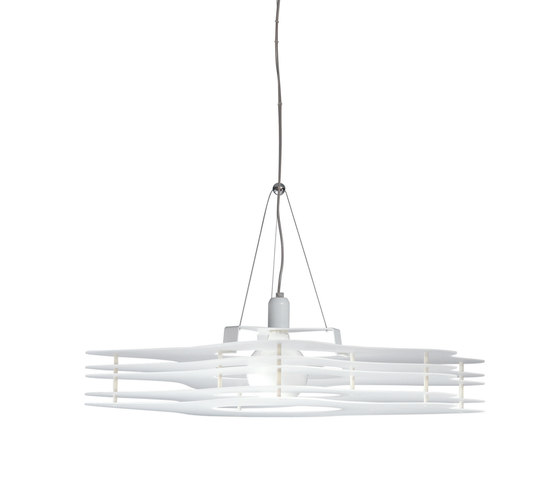Cloud H1 suspension by Rotaliana | General lighting