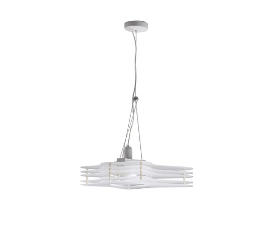 Cloud H2 suspension by Rotaliana | General lighting