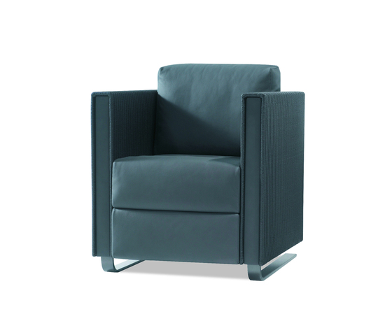 Loft Pur Swing Armchair by Accente | Lounge chairs