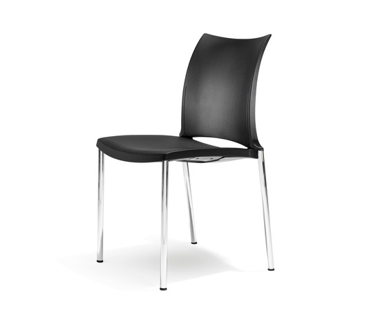2200/2 ¡Hola! by Kusch+Co | Visitors chairs / Side chairs