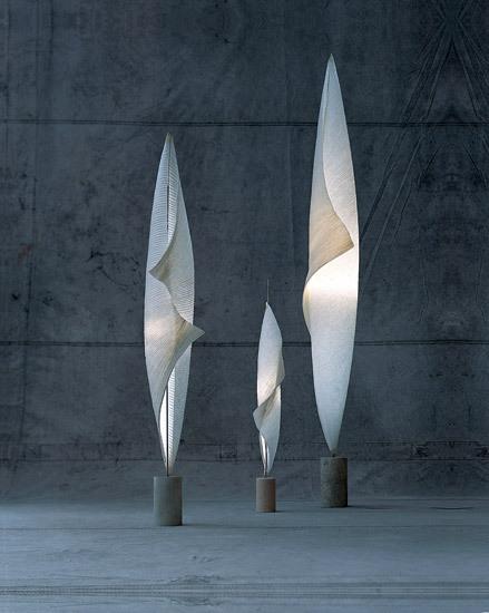 Wo-Tum-Bu 1, 2, 3 di Ingo Maurer | Table lights