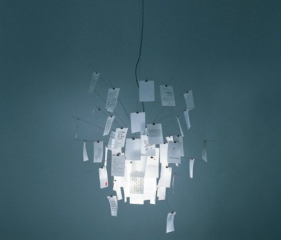 Zettel'z 6 by Ingo Maurer | General lighting