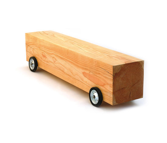 lorry by woodloops | Upholstered benches