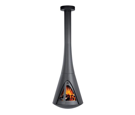 Pharos Interior by Harrie Leenders | Wood fireplaces