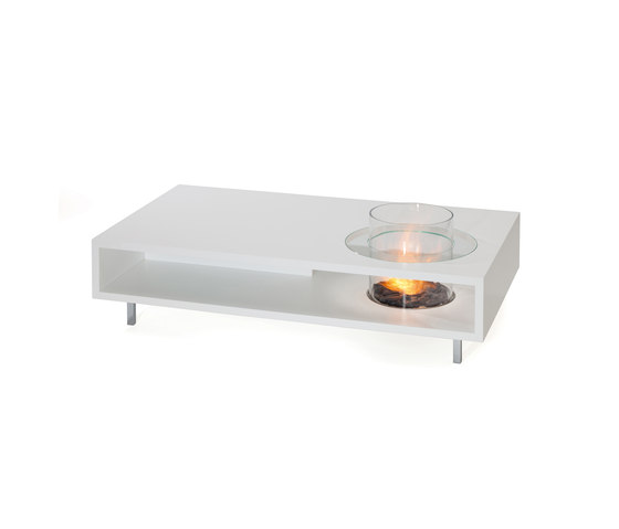 Coffee Fire Long by Planika | Lounge tables