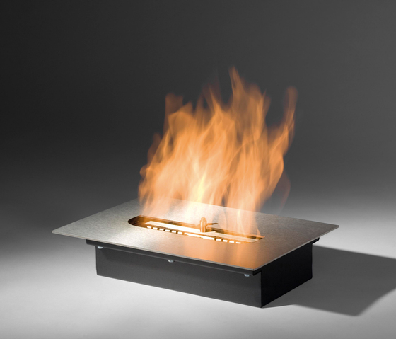 Fire Box by Planika | Ventless ethanol fires