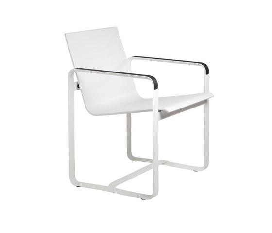 Neutra Armchair di Tribù | Sedie da giardino