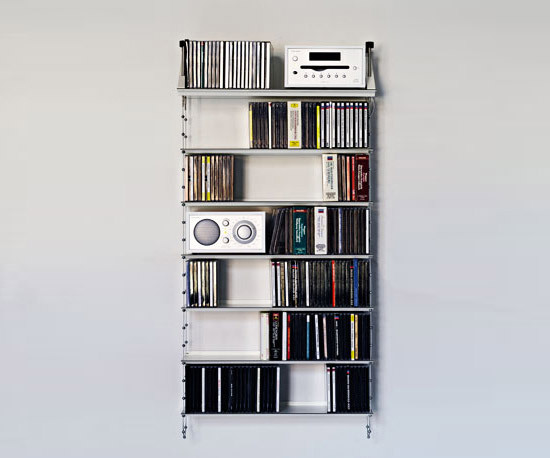cell by string furniture | CD racks