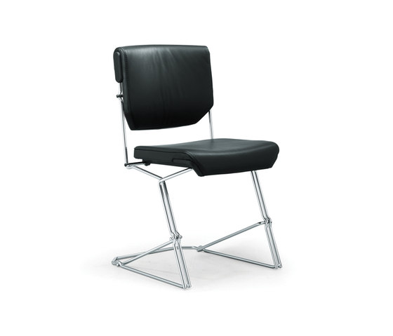 giroflex 33-3202 by giroflex | Visitors chairs / Side chairs
