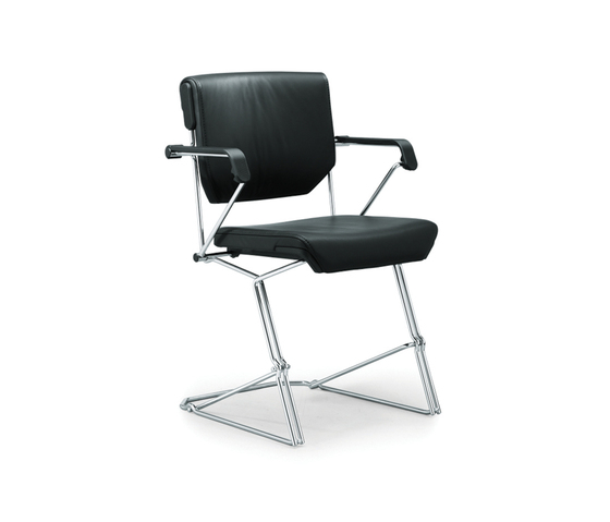 giroflex 33-7202 by giroflex | Visitors chairs / Side chairs