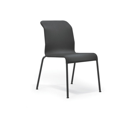 giroflex 434-3004 by giroflex | Visitors chairs / Side chairs