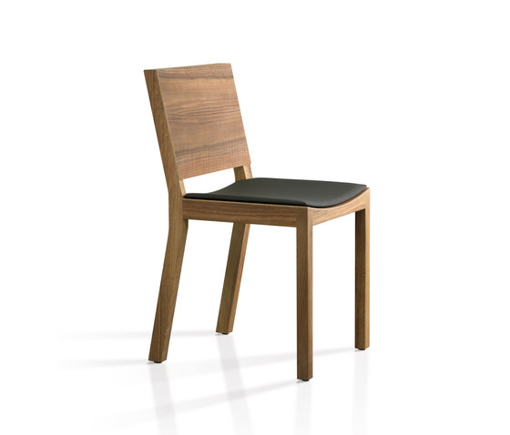 ETS-NB Chair by OLIVER CONRAD | Restaurant chairs