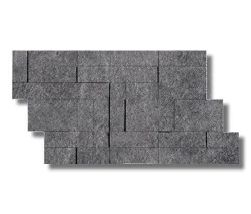 Arketipo Grafite Modulo Tile by Refin | Ceramic tiles