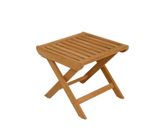 Burma stool* by Fischer Möbel | Garden stools