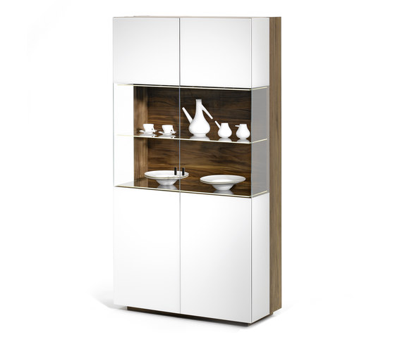 cubus display cabinet by TEAM 7 | Display cabinets
