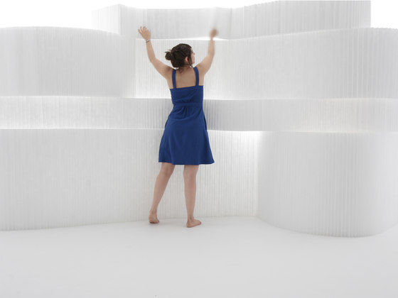 textile softblocks by molo | Space dividers