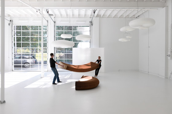 softseating lounger by molo | Seating islands
