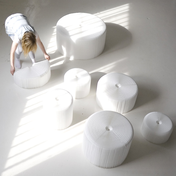 textile softseating by molo | Ottomans