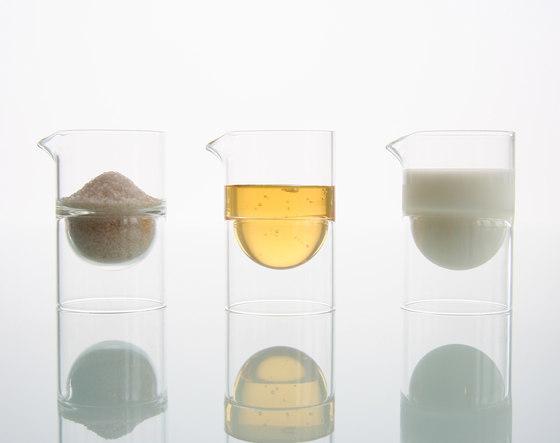 float cream + sugar von molo | Gläser