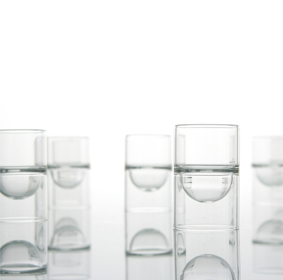 float glassware | liqueur glasses by molo | Liqueur glasses