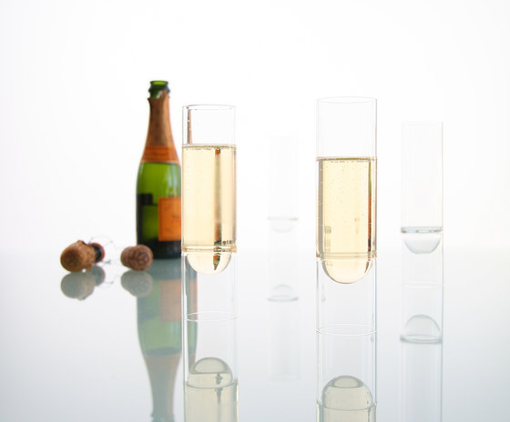 float champagne flute by molo | Champagne glasses
