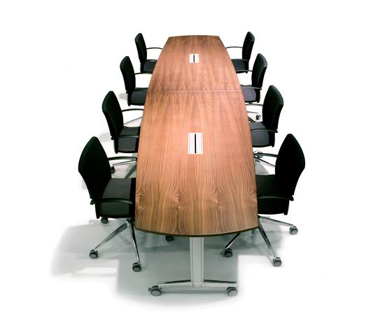 Moveo conference table de HOWE | Mesas de conferencias