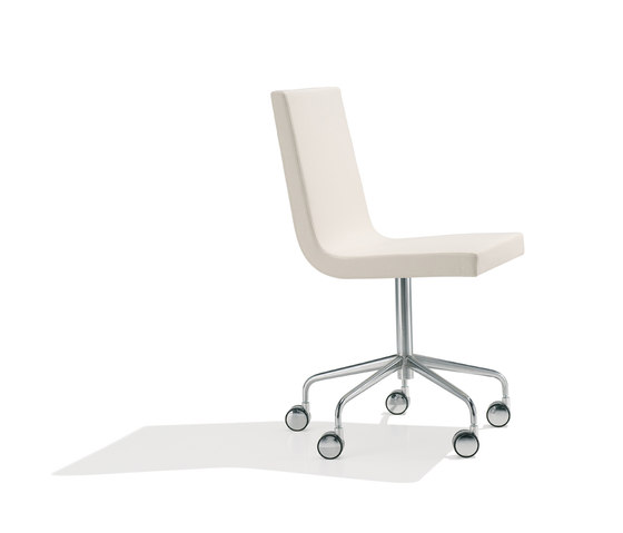 Lineal Comfort SI 0561 by Andreu World | Conference chairs