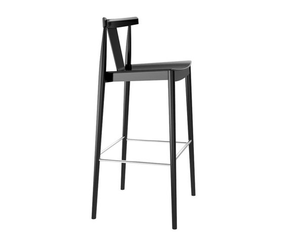 Smile BQ 0337 by Andreu World | Bar stools