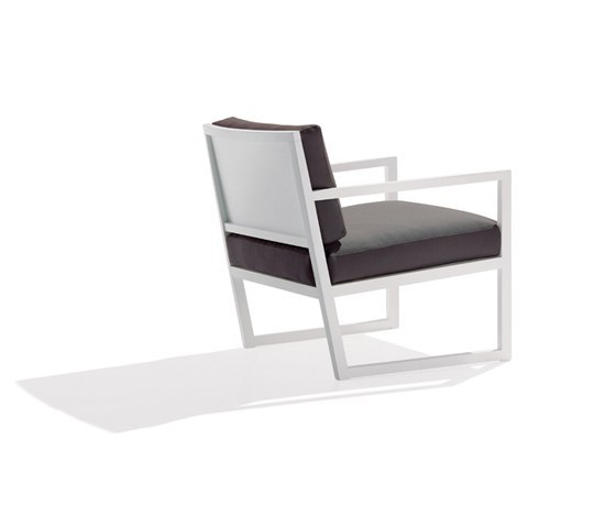 Zisa BU 1161 by Andreu World | Lounge chairs