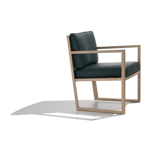 Zisa BU 1162 by Andreu World | Lounge chairs