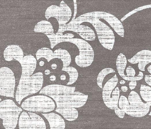 Stile Damasco Grigio Tile by Refin | Ceramic tiles