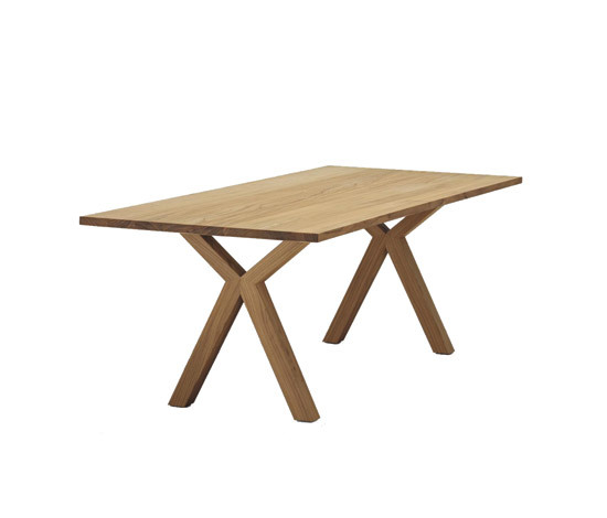 XENO Table by Girsberger | Dining tables