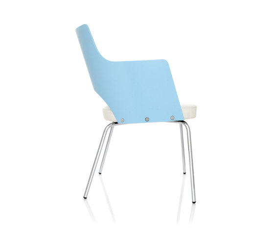 Cortina Armchair by Lammhults | Visitors chairs / Side chairs