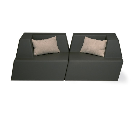 Univers combination by Fischer Möbel | Garden sofas