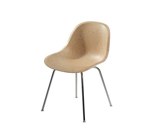 Imprint Round Chair by Lammhults | Visitors chairs / Side chairs