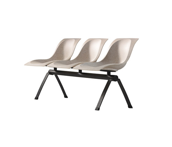 Imprint Beam Seating by Lammhults | Beam / traverse seating
