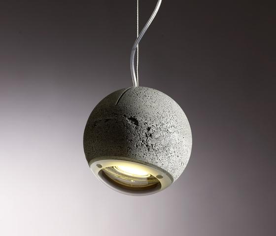 "DJM08 ""Trabant"" Pendant lamp by Tecnolumen | General lighting"